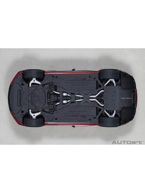 Mercedes AMG GT R 2017 1/18 AUTOart AUTOart - 50