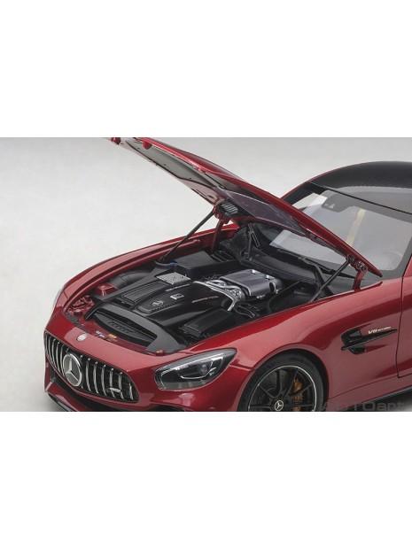 Mercedes AMG GT R 2017 1/18 AUTOart AUTOart - 53