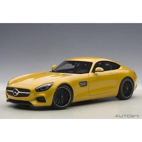 Mercedes-AMG GT S 2015 AUTOart 1/18 AUTOart - 11