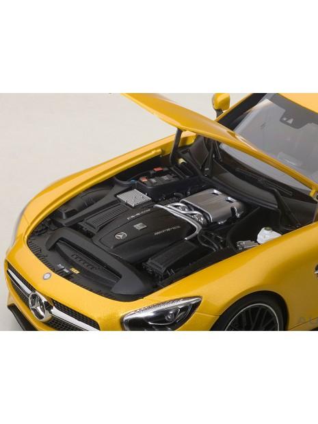 Mercedes-AMG GT S 2015 AUTOart 1/18 AUTOart - 16