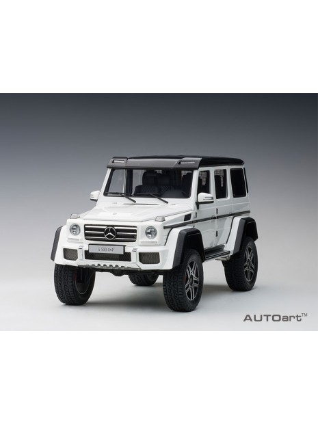 Mercedes-Benz G500 4x4 2016 AUTOart 1/18 AUTOart - 1