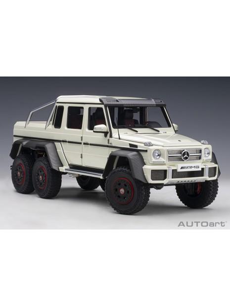 Mercedes-Benz G63 AMG 6x6 1/18 AUTOart AUTOart - 1