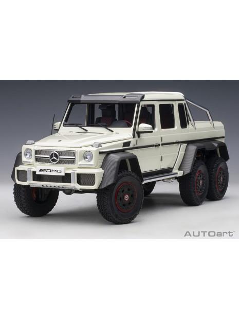 Mercedes-Benz G63 AMG 6x6 1/18 AUTOart AUTOart - 2