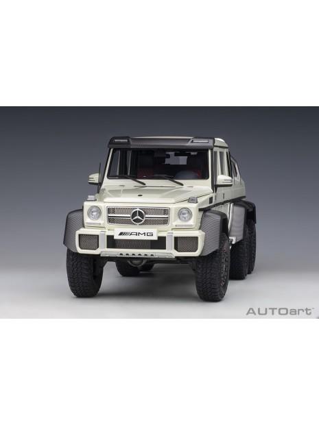 Mercedes-Benz G63 AMG 6x6 1/18 AUTOart AUTOart - 3
