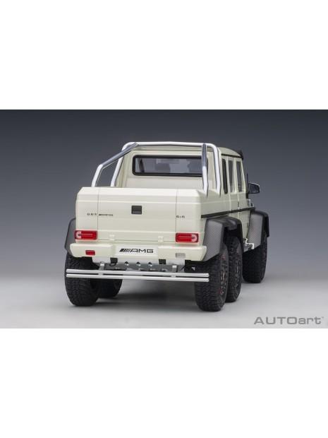 Mercedes-Benz G63 AMG 6x6 1/18 AUTOart AUTOart - 4