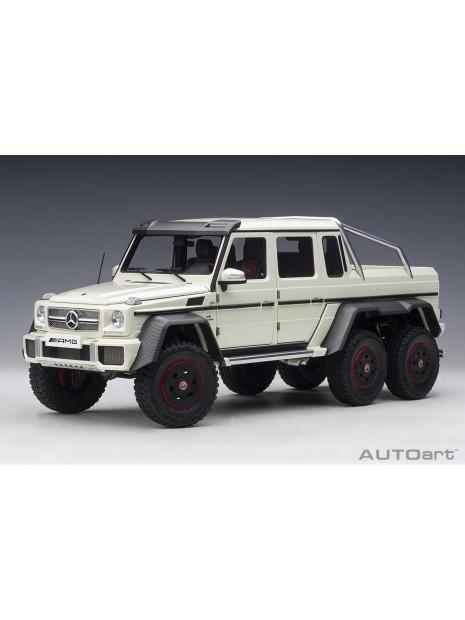 Mercedes-Benz G63 AMG 6x6 1/18 AUTOart AUTOart - 5