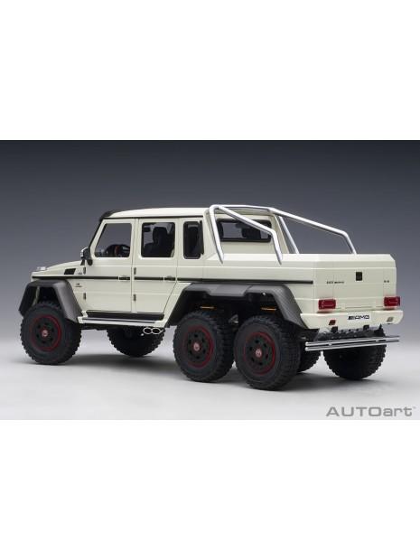 Mercedes-Benz G63 AMG 6x6 1/18 AUTOart AUTOart - 6