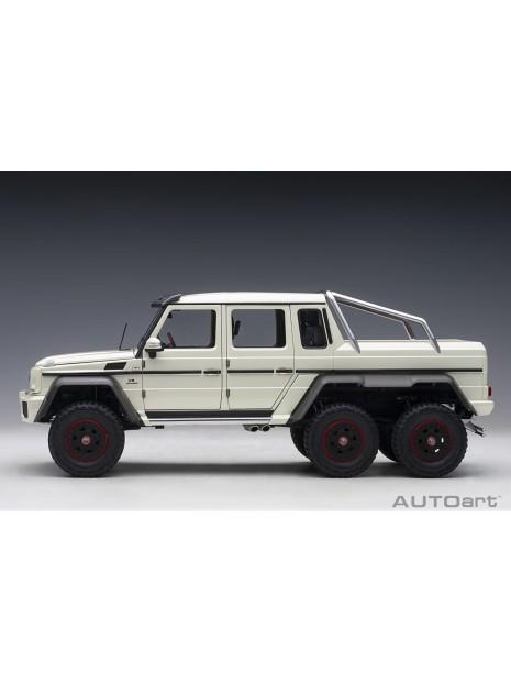 Mercedes-Benz G63 AMG 6x6 1/18 AUTOart AUTOart - 7