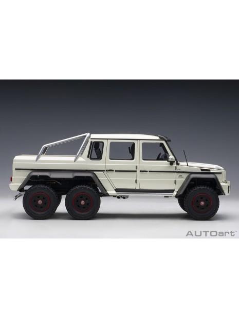 Mercedes-Benz G63 AMG 6x6 1/18 AUTOart AUTOart - 8