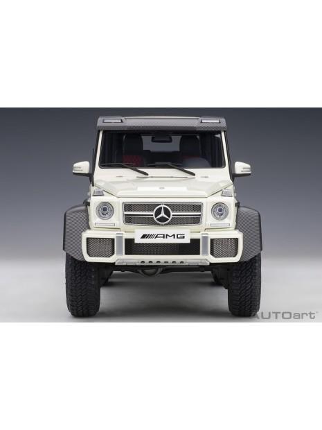 Mercedes-Benz G63 AMG 6x6 1/18 AUTOart AUTOart - 9
