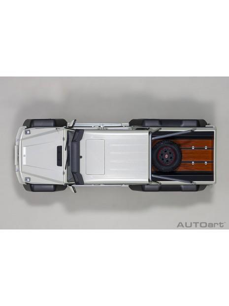 Mercedes-Benz G63 AMG 6x6 1/18 AUTOart AUTOart - 11