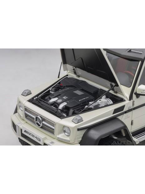 Mercedes-Benz G63 AMG 6x6 1/18 AUTOart AUTOart - 15