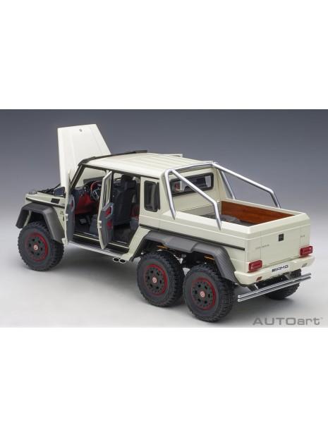 Mercedes-Benz G63 AMG 6x6 1/18 AUTOart AUTOart - 17