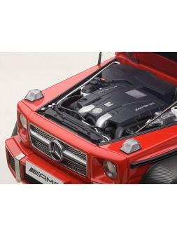 Mercedes AMG GT R 2017 1/18 AUTOart bleu