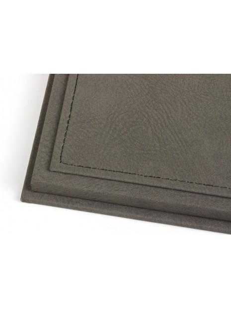 Vitrine plexiglas avec socle en cuir gris 1/18 BBR BBR Models - 4
