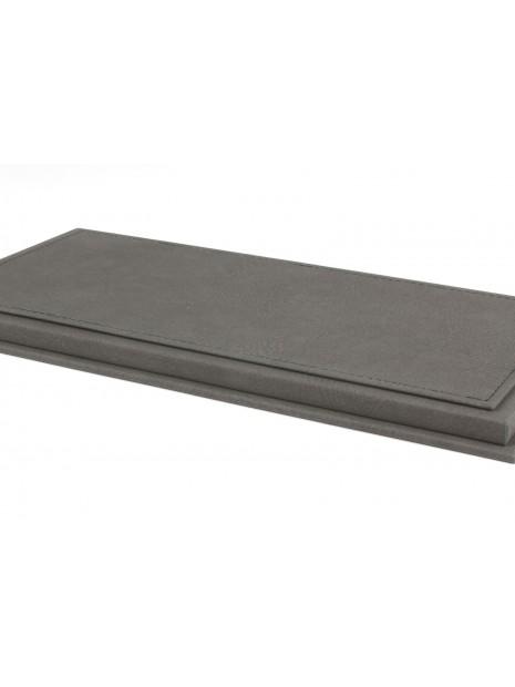 Vitrine plexiglas avec socle en cuir gris 1/18 BBR BBR Models - 5