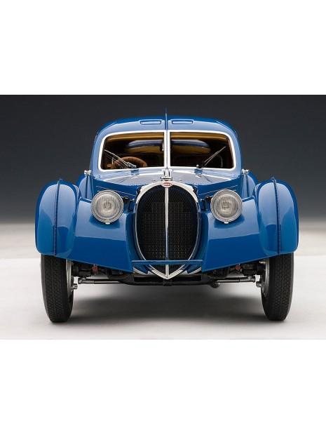 Bugatti 57S Atlantic 1938 1/18 AUTOart AUTOart - 2