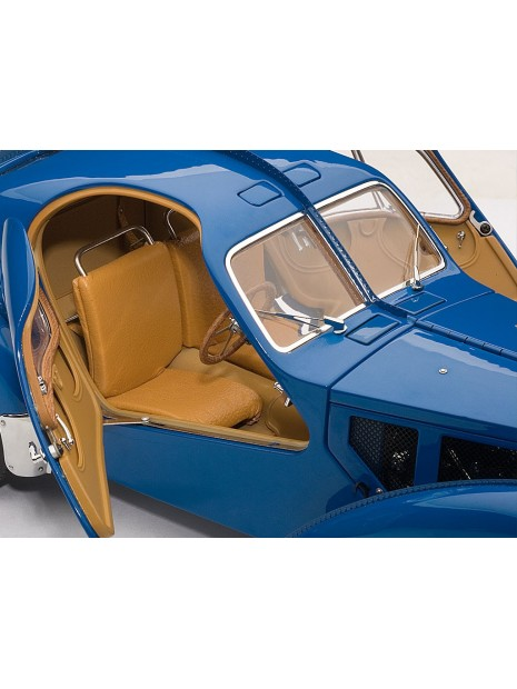 Bugatti 57S Atlantic 1938 1/18 AUTOart AUTOart - 4
