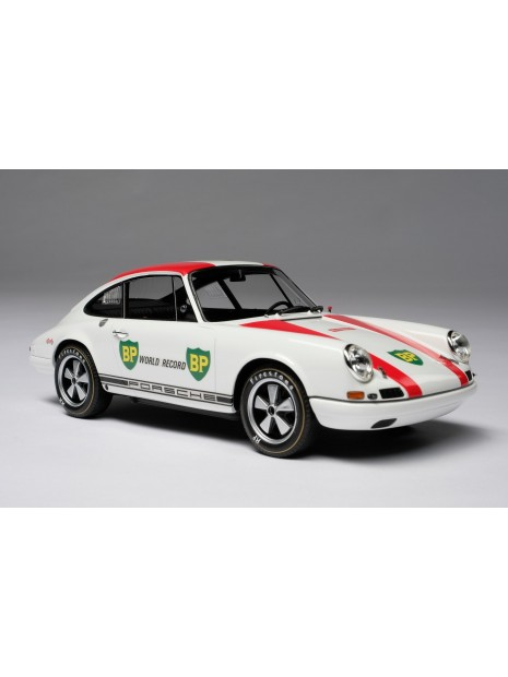 Porsche 911R (1967) Monza 1/18 Amalgam Amalgam Collection - 1