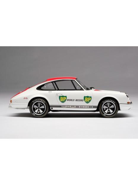 Porsche 911R (1967) Monza 1/18 Amalgam Amalgam Collection - 5