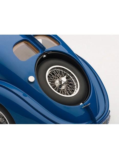 Bugatti 57S Atlantic 1938 1/18 AUTOart AUTOart - 5