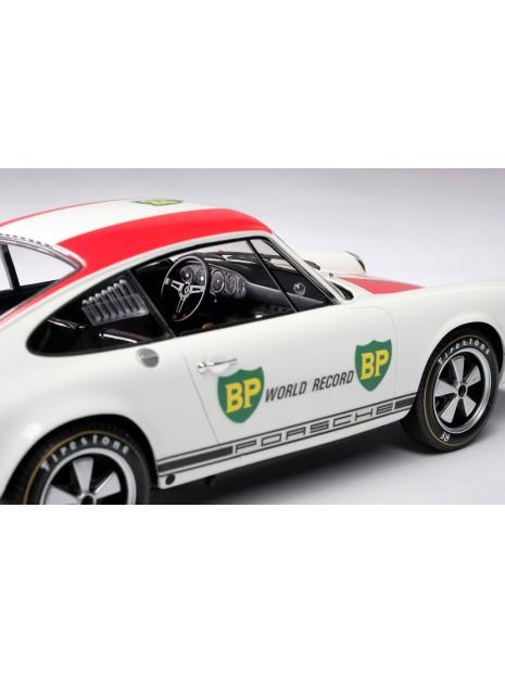 Porsche 911R (1967) Monza 1/18 Amalgam Amalgam Collection - 9