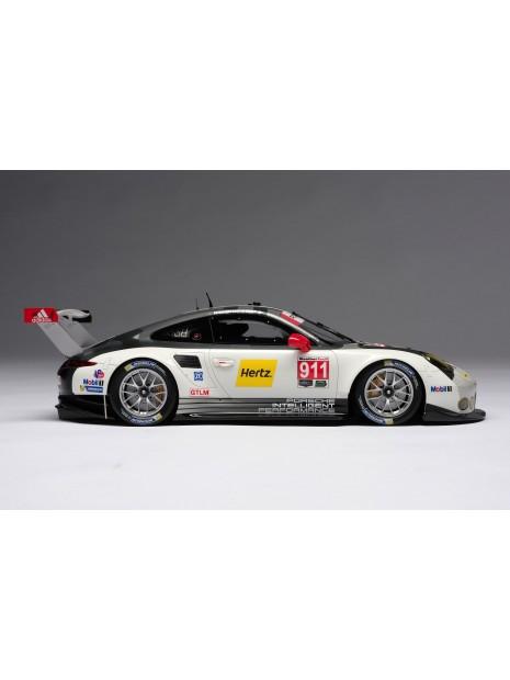 Porsche 911 RSR 2016 1/18 Amalgam Amalgam Collection - 1