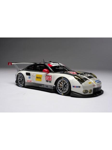 Porsche 911 RSR 2016 1/18 Amalgam Amalgam Collection - 2