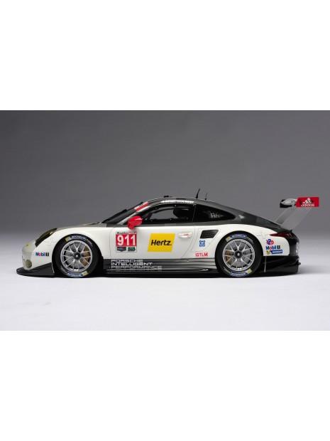 Porsche 911 RSR 2016 1/18 Amalgam Amalgam Collection - 3