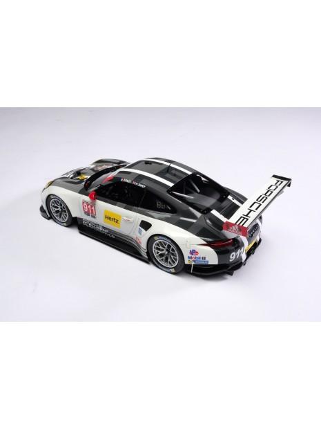 Porsche 911 RSR 2016 1/18 Amalgam Amalgam Collection - 8