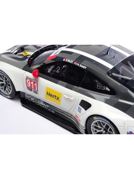 Porsche 911 RSR 2016 1/18 Amalgam Amalgam Collection - 9