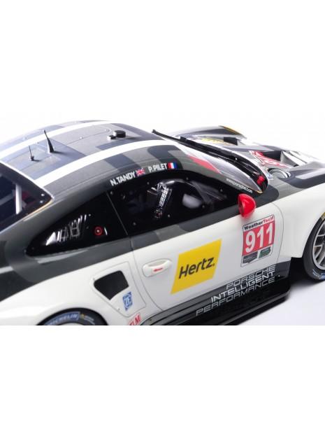 Porsche 911 RSR 2016 1/18 Amalgam Amalgam Collection - 10