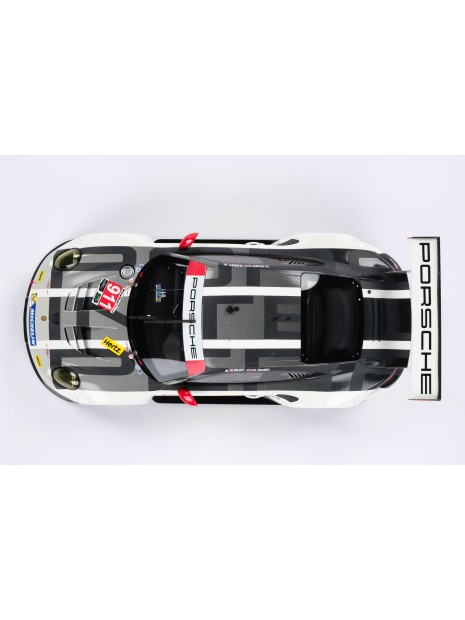 Porsche 911 RSR 2016 1/18 Amalgam Amalgam Collection - 11