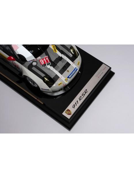 Porsche 911 RSR 2016 1/18 Amalgam Amalgam Collection - 12
