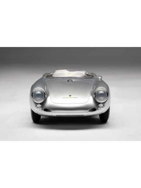 Porsche 550 Spyder (argent) 1/18 Amalgam Amalgam Collection - 2
