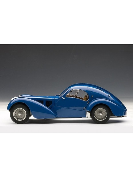 Bugatti 57S Atlantic 1938 1/18 AUTOart AUTOart - 7