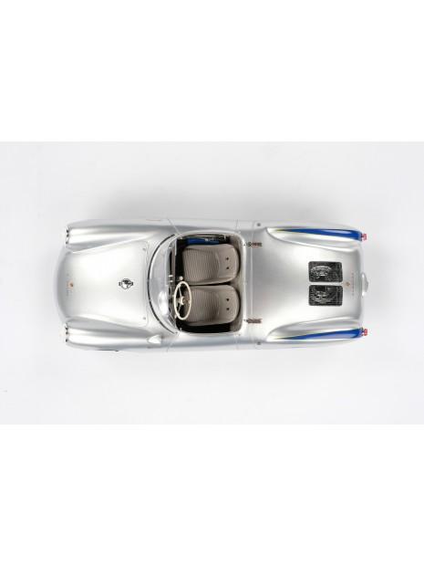 Porsche 550 Spyder (silver) 1/18 Amalgam Amalgam Collection - 6