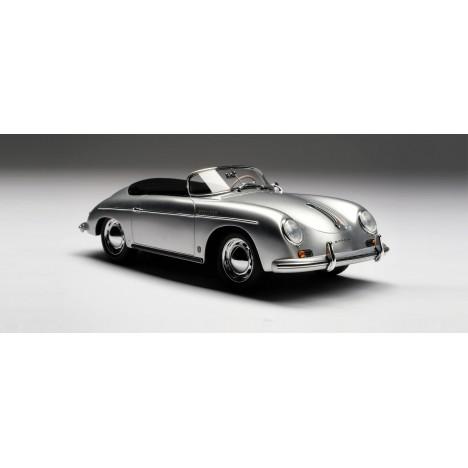 Porsche 356A Speedster (argent) 1/18 Amalgam Amalgam Collection - 1