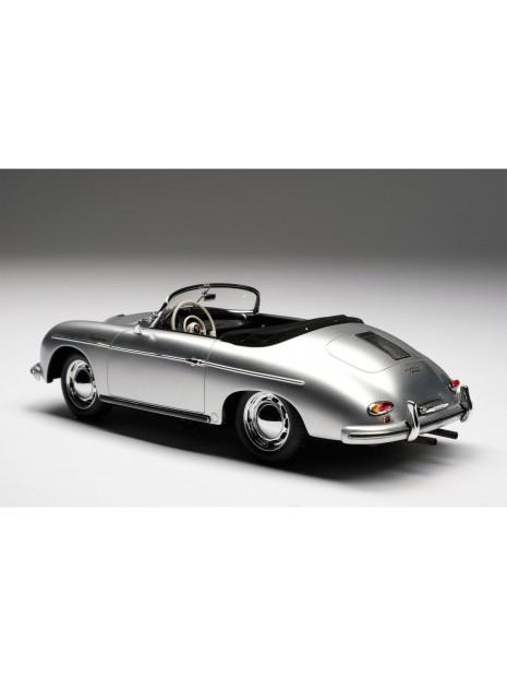 Porsche 356A Speedster (argent) 1/18 Amalgam Amalgam Collection - 2