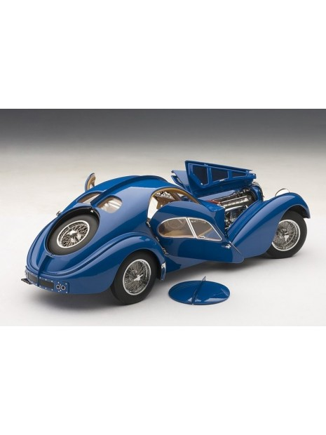 Bugatti 57S Atlantic 1938 1/18 AUTOart AUTOart - 8