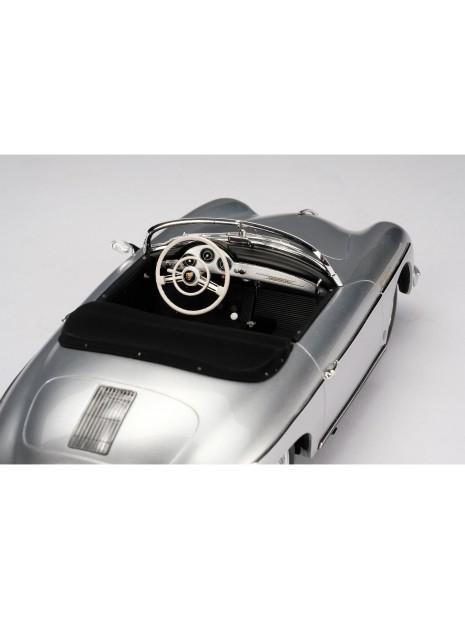 Porsche 356A Speedster (argent) 1/18 Amalgam Amalgam Collection - 8