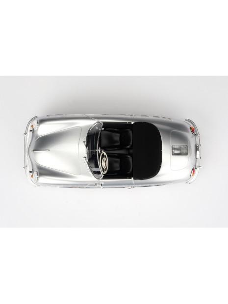 Porsche 356A Speedster (argent) 1/18 Amalgam Amalgam Collection - 9