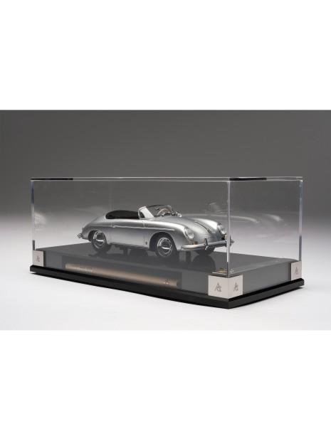 Porsche 356A Speedster (argent) 1/18 Amalgam Amalgam Collection - 10