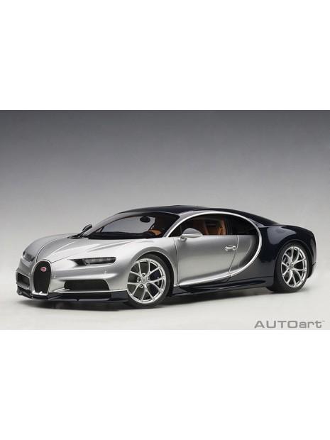 Bugatti Chiron 1/18 AUTOart AUTOart - 2