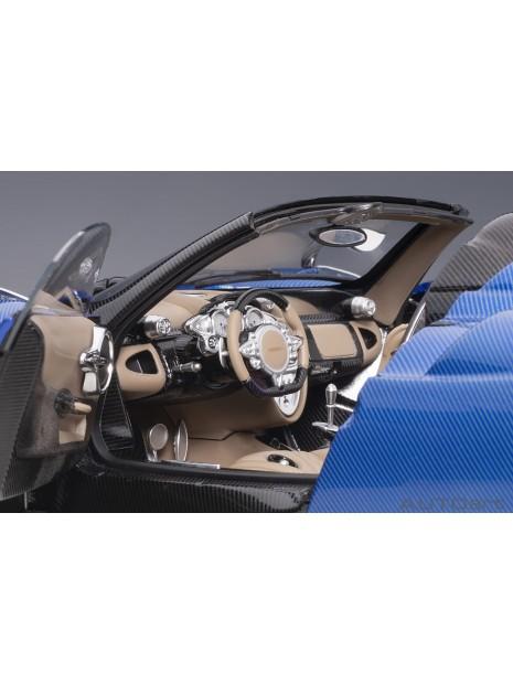 Pagani Huayra Roadster 1/18 AUTOart AUTOart - 13