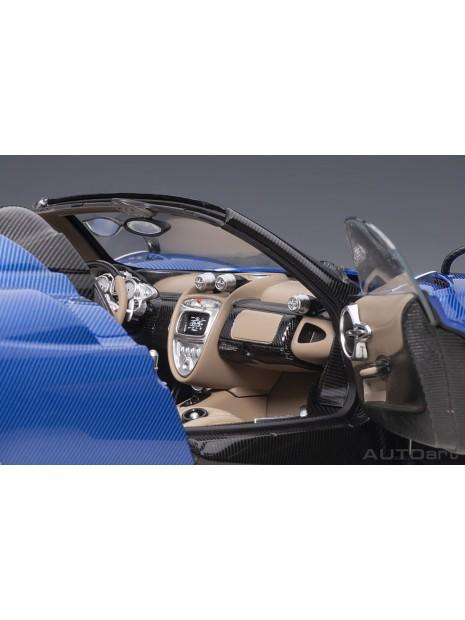 Pagani Huayra Roadster 1/18 AUTOart AUTOart - 14