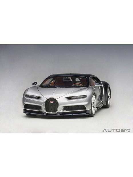 Bugatti Chiron 1/18 AUTOart AUTOart - 5