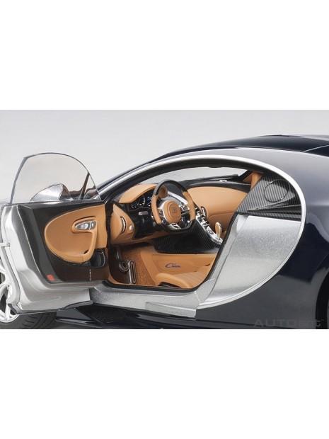 Bugatti Chiron 1/18 AUTOart AUTOart - 12