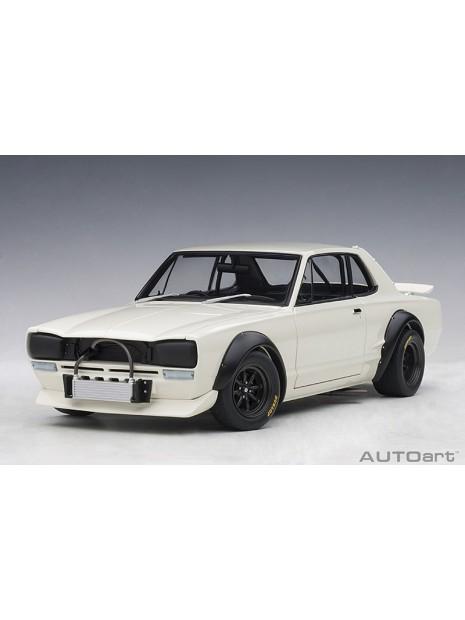 Nissan Skyline GT-R (KPGC-10) Racing 1972 1/18 AUTOart AUTOart - 1