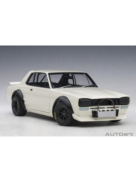 Nissan Skyline GT-R (KPGC-10) Racing 1972 1/18 AUTOart AUTOart - 2
